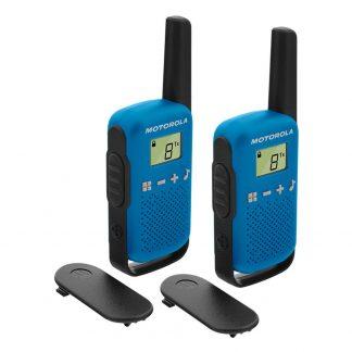 Belicencinės PMR446 radijo stotelės Motorola