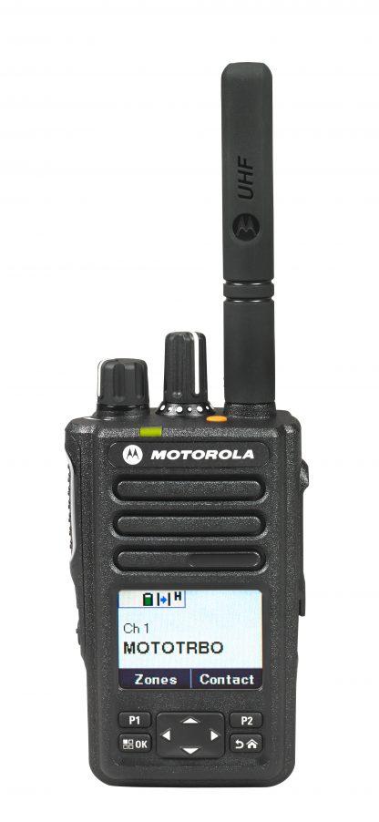 Motorola DP3661e profesionali radijo stotelė (UHF)