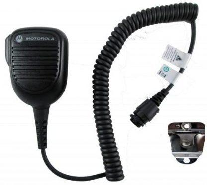 Garsiakalbis-mikrofonas RMN5052A DM4400/DM4600 serijų stotelėms